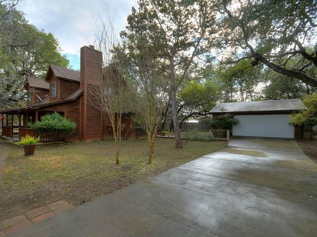 801 High Mesa Drive, Wimberley, TX 78676 (MLS #74750153) :: Michele Harmon Team