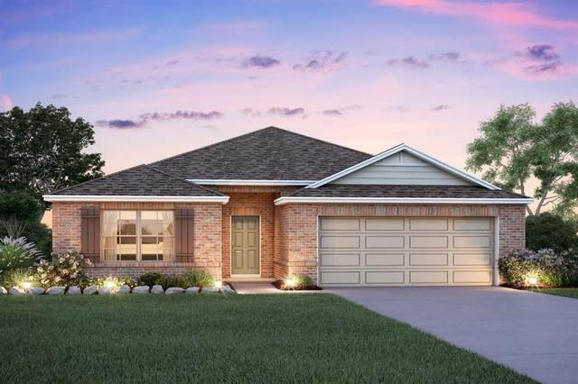 2210 Brisa Lane, Baytown, TX 77523 (MLS #7475803) :: The Queen Team