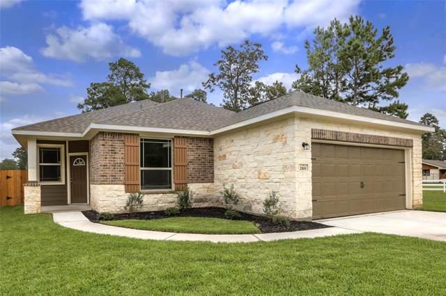 15704 Ty Cobb Court, Splendora, TX 77372 (MLS #74758707) :: Caskey Realty