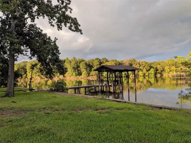 1420 Lakeside Drive, Huntsville, TX 77320 (MLS #74770505) :: Ellison Real Estate Team