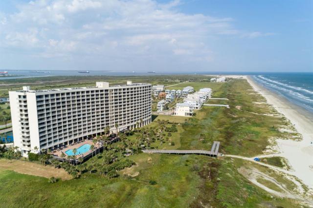 1401 E Beach Drive #1100, Galveston, TX 77550 (MLS #74771075) :: Christy Buck Team