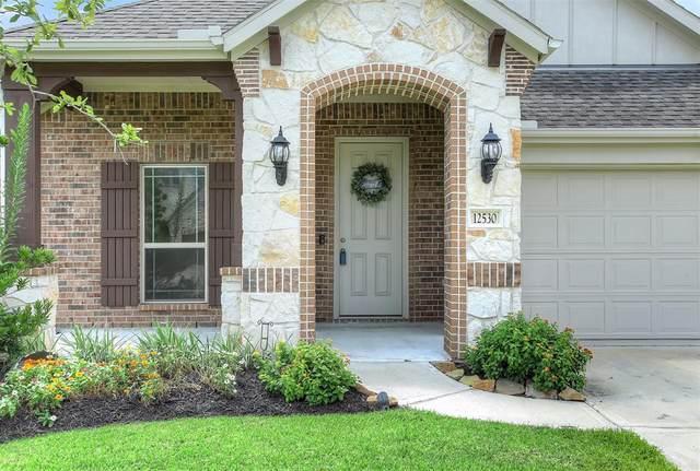 12530 Tamaron Drive, Texas City, TX 77568 (MLS #74778550) :: Texas Home Shop Realty