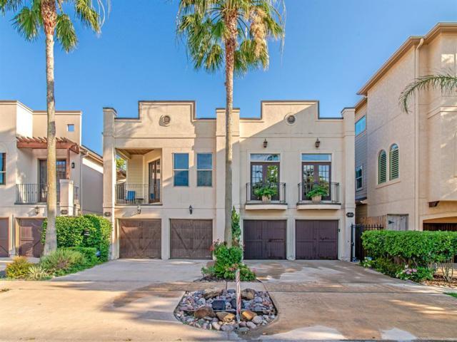 4317 Feagan Street B, Houston, TX 77007 (MLS #74787712) :: Giorgi Real Estate Group