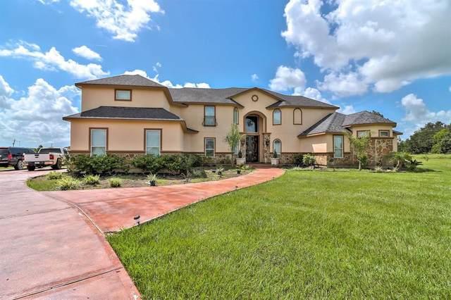 17950 Shiloh Ridge Drive, Rosharon, TX 77583 (MLS #74790899) :: The Property Guys