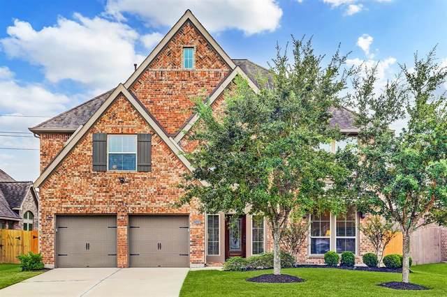 12406 Floral Park Lane, Pearland, TX 77584 (MLS #74794898) :: Homemax Properties