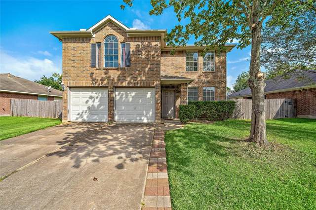 18410 Willow Moss Drive, Katy, TX 77449 (MLS #74812895) :: The Freund Group