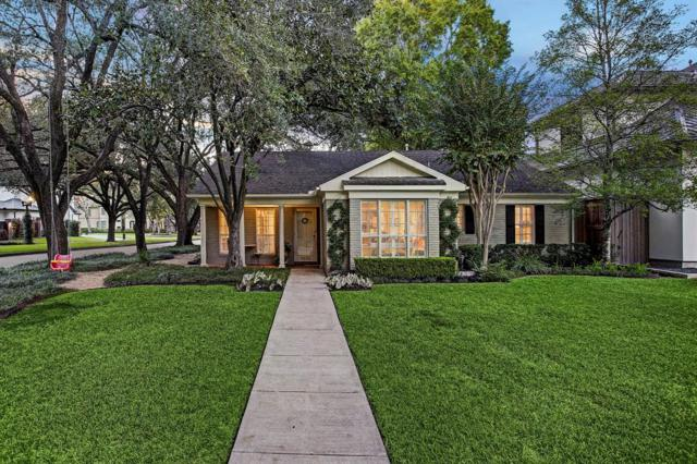 4538 Waring Street, Houston, TX 77027 (MLS #74822311) :: The Kevin Allen Jones Home Team