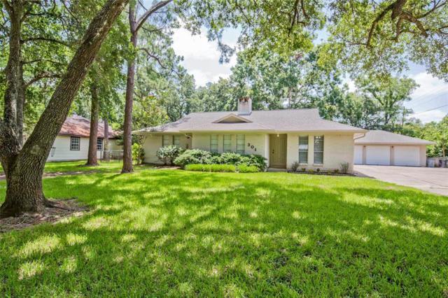 301 N Shadowbend Avenue, Friendswood, TX 77546 (MLS #74839304) :: The SOLD by George Team
