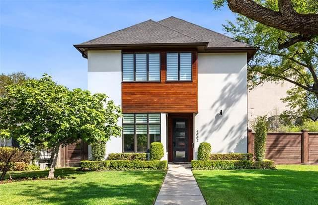 4002 Whitman Street, Houston, TX 77027 (MLS #74844689) :: Guevara Backman
