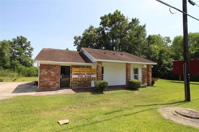 12140 Fm 1960, Huffman, TX 77336 (MLS #74853211) :: Texas Home Shop Realty
