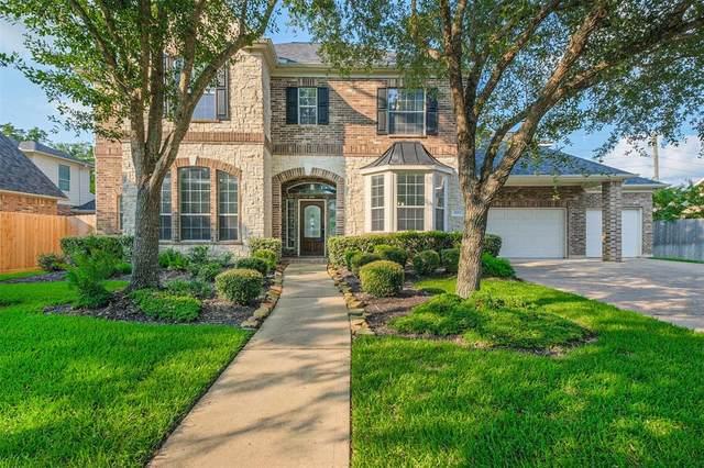 9215 Hummingbird Lane, Missouri City, TX 77459 (MLS #74858070) :: Texas Home Shop Realty
