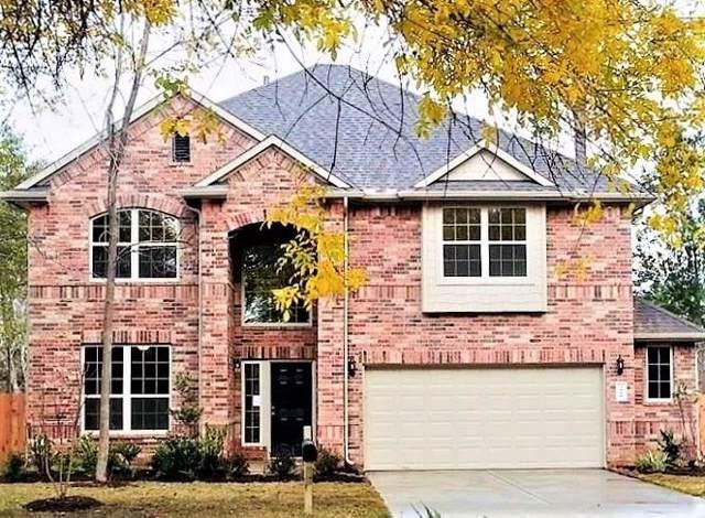 3410 Concord Circle, Montgomery, TX 77356 (MLS #74878650) :: Ellison Real Estate Team