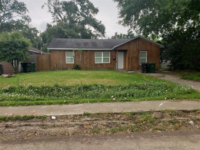 3422 Bacon Street, Houston, TX 77021 (MLS #74885123) :: The Home Branch
