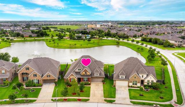 13303 Kemper Rock Court, Rosharon, TX 77583 (MLS #74892978) :: The Jill Smith Team