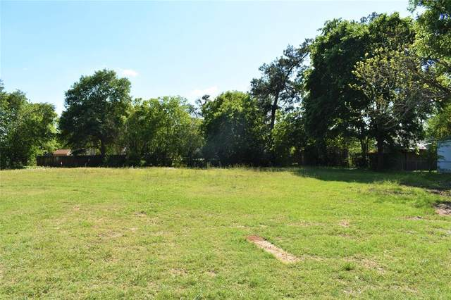TBD Walnut, Tomball, TX 77375 (MLS #74901767) :: Connell Team with Better Homes and Gardens, Gary Greene