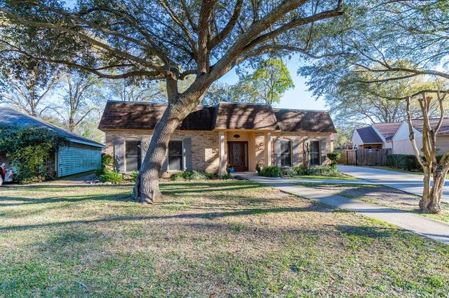 5840 Woodway Drive, Beaumont, TX 77707 (MLS #74902573) :: Ellison Real Estate Team