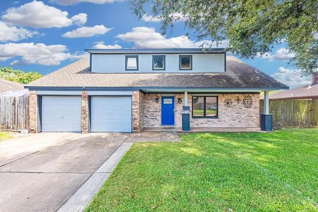 3109 Village Lane, Deer Park, TX 77536 (MLS #74910575) :: The Freund Group
