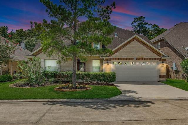 15462 Mansion Woodland, Conroe, TX 77384 (MLS #74915090) :: The Queen Team