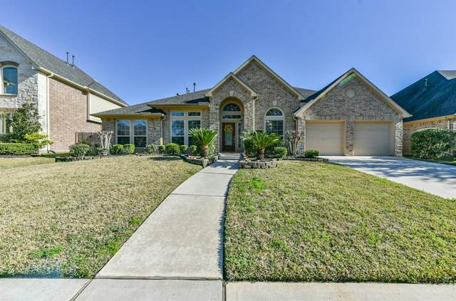 16310 Breakwater Path Drive, Houston, TX 77044 (MLS #74917141) :: The Sansone Group