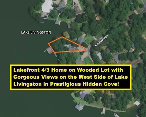 131 Paradise Loop, Point Blank, TX 77364 (MLS #74917620) :: NewHomePrograms.com