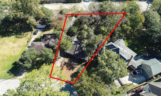 5548 Little Lake, Bellaire, TX 77401 (MLS #74919046) :: The Freund Group