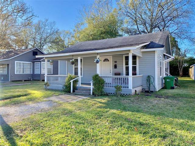 210 S William Barnett Avenue, Cleveland, TX 77327 (MLS #74922887) :: Texas Home Shop Realty