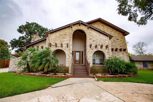 319 Four Oaks Street, Richwood, TX 77531 (MLS #74924284) :: Texas Home Shop Realty