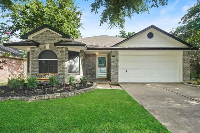 4522 Fox Run Street, Pearland, TX 77584 (MLS #74925050) :: Lerner Realty Solutions