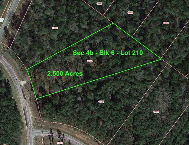 4b-6-210 Sundog Road, Huntsville, TX 77340 (MLS #74926327) :: Guevara Backman