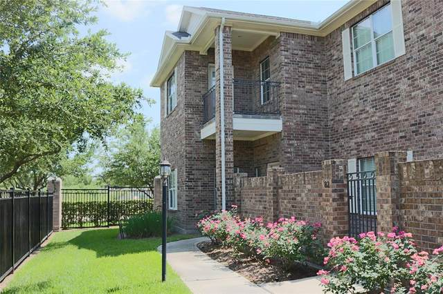 2865 Westhollow Drive #84, Houston, TX 77082 (MLS #74928699) :: The Lugo Group