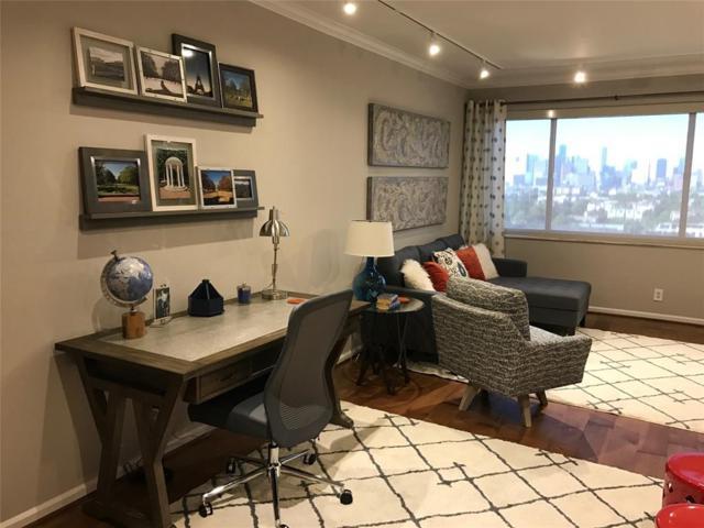 1400 Hermann Drive 16C, Houston, TX 77004 (MLS #74947503) :: Texas Home Shop Realty