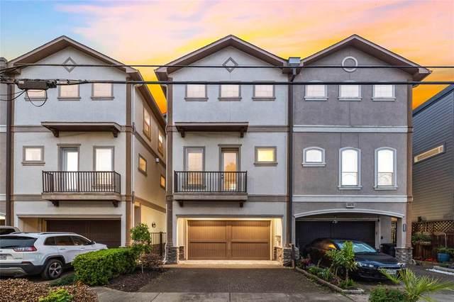 6005 Hamman Street A, Houston, TX 77007 (MLS #74952189) :: Ellison Real Estate Team