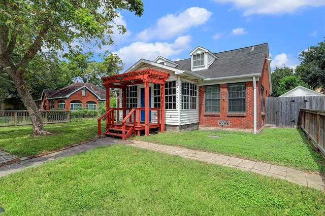 601 Gale Street, Houston, TX 77009 (MLS #74954287) :: The Home Branch
