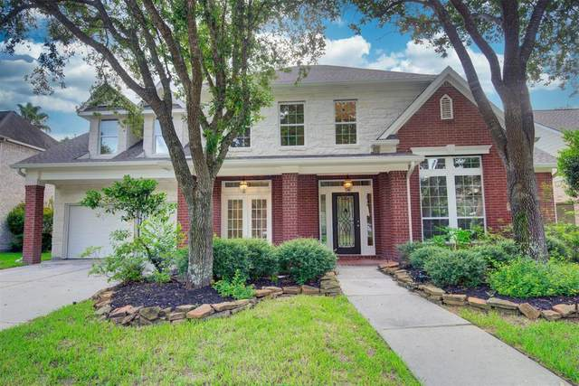 15610 Stable Brook Circle, Cypress, TX 77429 (MLS #74958890) :: The Bly Team