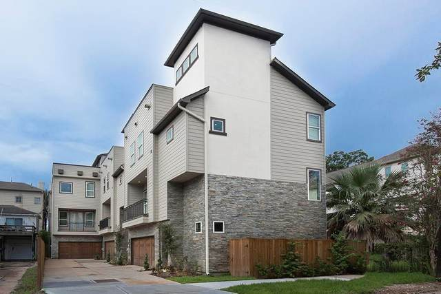 4312 Dickson Street C, Houston, TX 77007 (MLS #74965100) :: Texas Home Shop Realty