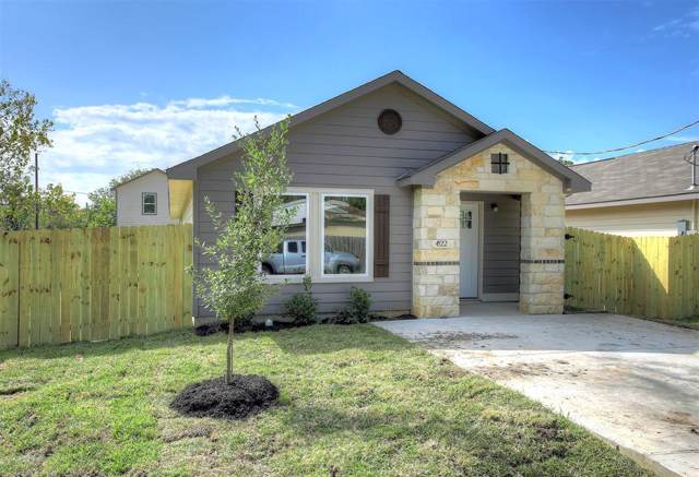 4522 Collins Street, Houston, TX 77093 (MLS #74965406) :: Texas Home Shop Realty