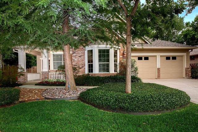 114 Douvaine, The Woodlands, TX 77382 (MLS #74968303) :: The Bly Team