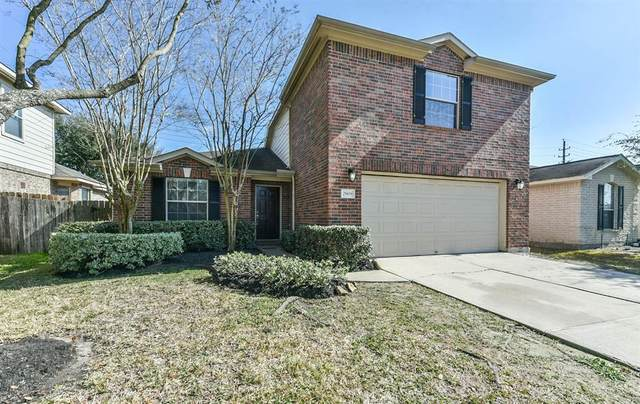 2909 Morning Brook Way, Pearland, TX 77584 (MLS #74971483) :: The Property Guys
