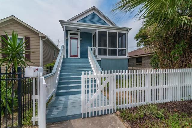 706 Sealy Street, Galveston, TX 77550 (MLS #7497238) :: The Bly Team