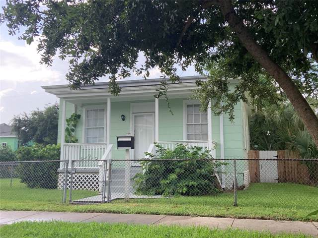 913 Winnie Street, Galveston, TX 77550 (MLS #74990144) :: JL Realty Team at Coldwell Banker, United