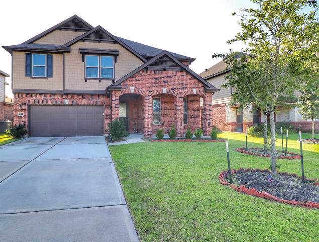3122 Laurel Bend Lane, Pearland, TX 77584 (MLS #75005322) :: The Heyl Group at Keller Williams