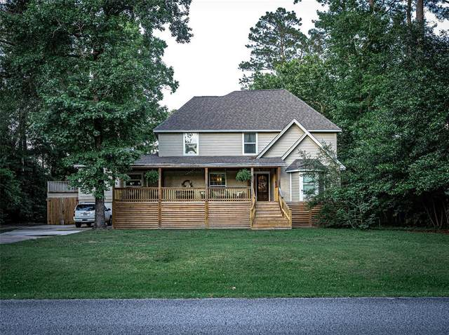615 River Plantation Drive, Conroe, TX 77302 (MLS #75023036) :: The SOLD by George Team