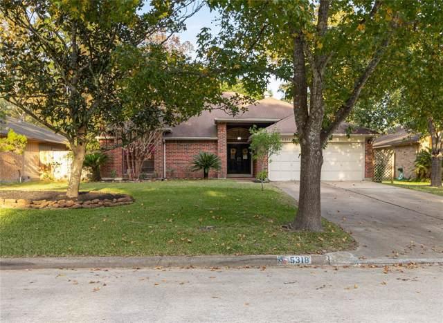 5318 Shady Gardens Drive, Kingwood, TX 77339 (MLS #75025342) :: Texas Home Shop Realty