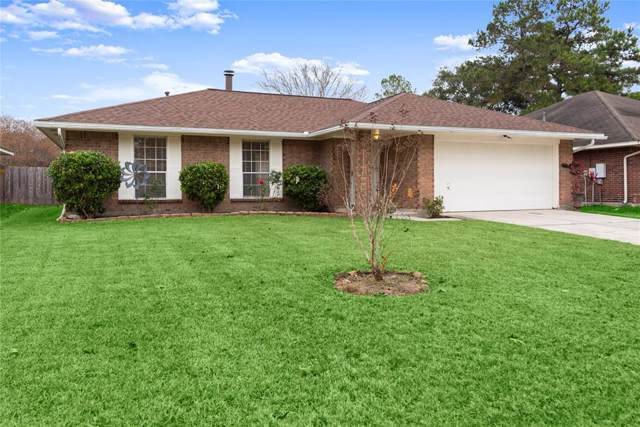 2311 Pine Cone Drive, Houston, TX 77339 (MLS #7502546) :: Texas Home Shop Realty