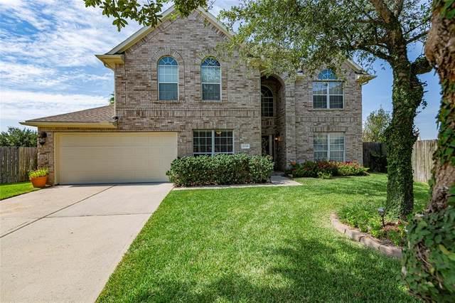 22319 Bridgestone Palm Court, Spring, TX 77388 (MLS #75027384) :: Giorgi Real Estate Group
