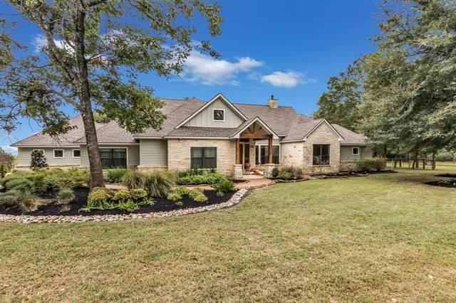 13194 Wickson Lake Road, Bryan, TX 77808 (MLS #75033634) :: The Parodi Group