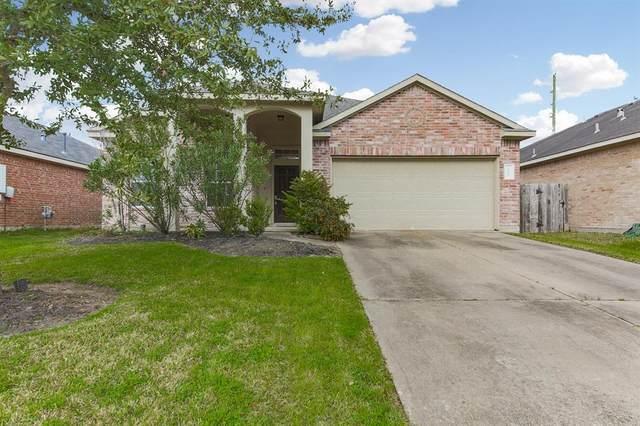 7611 Summerdale Drive, Rosenberg, TX 77469 (MLS #75038627) :: The Jennifer Wauhob Team