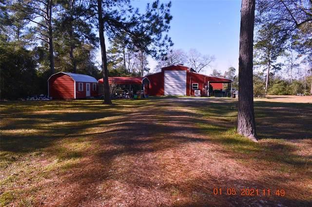 340 County Road 22235 Annex, Cleveland, TX 77327 (MLS #75045057) :: Christy Buck Team