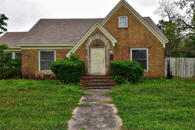 2900 6th Street, Bay City, TX 77414 (MLS #75070801) :: Texas Home Shop Realty