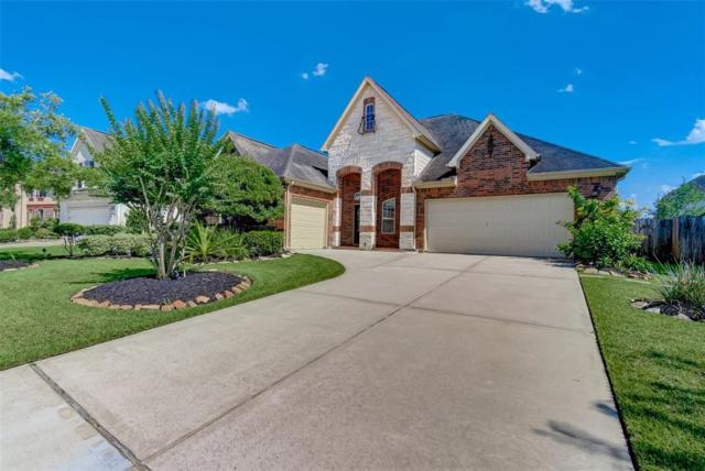 11908 Southern Trails Court, Pearland, TX 77584 (MLS #75077754) :: Texas Home Shop Realty